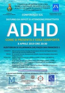Convegno ADHD